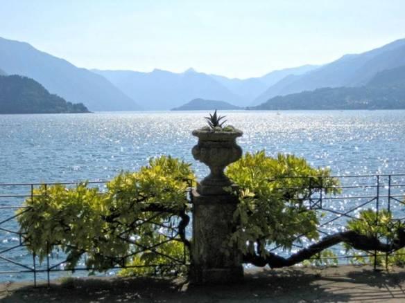 Sulle rive dl lago di Como
